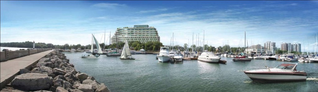 The Shores Waterfront Luxury Condos - Oakville Condos Bronte Harbour