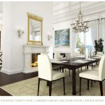 Edgemere Estate - Oakville luxury waterfront estate condos - interior rendering (2)