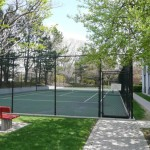Oakville Condo - Ennisclare I - tennis courts