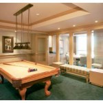 Oakville Condos - Oakridge Heights - Billiards Lounge