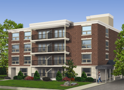 Princeton Manor - New Condos in Oakville's Kerr Village