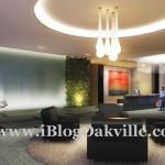 Rain Condos Oakville - Lobby Rendering
