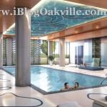 Rain Condos Oakville - Indoor Pool