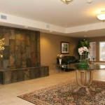 1499 Nottinghill Gate - Lobby view - Oakville Condo Apartment