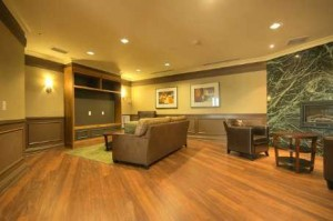 Oakville Condos One Oak Park - 2379, 2391 Central Park Dr - party room