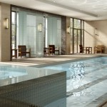 Oakville condos emporium at Joshua Creek - swimming pool