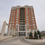 The Courtyard condos oak park, 2325, 2365 central park, oakville - building exterior