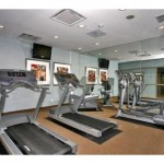 The Courtyard condos oak park, 2325, 2365 central park, oakville - fitness room