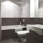 OpArt Loft Condos in Oakville - bathroom rendering