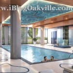 Rain Condos Oakville - Indoor Pool