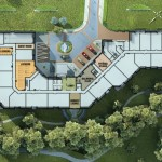 Balmoral Condominium - Oakville Luxury Condo - site plan