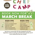 Oakville March Break Camp – Chef Camp for Kids at Whole Foods