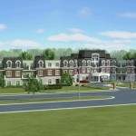 New Balmoral Condos in Oakville, Glen Abbey, north Oakville, upper middle road
