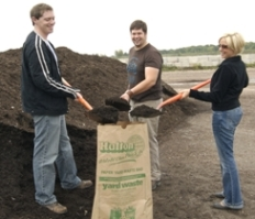 Halton Free Compost Give Away Oakville Burlington Milton