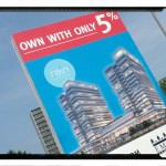 Buy a Rain Condo in Oakville with just 5% down!