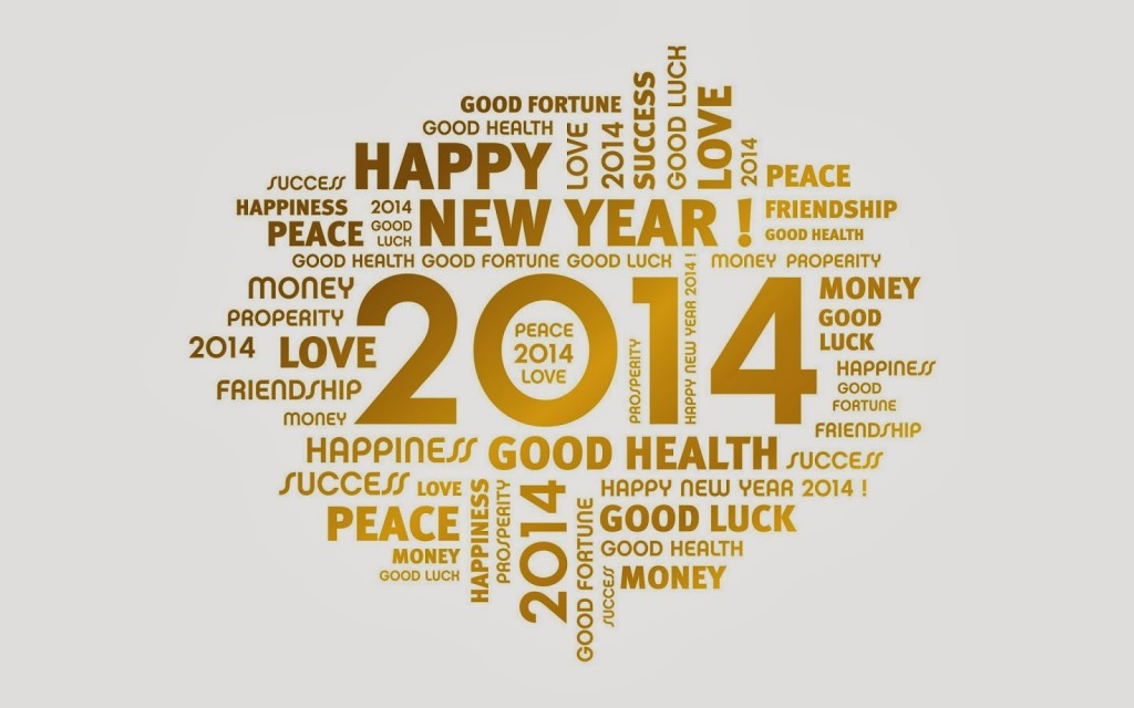 Happy New Year 2014 Oakville Mississauga Burlington