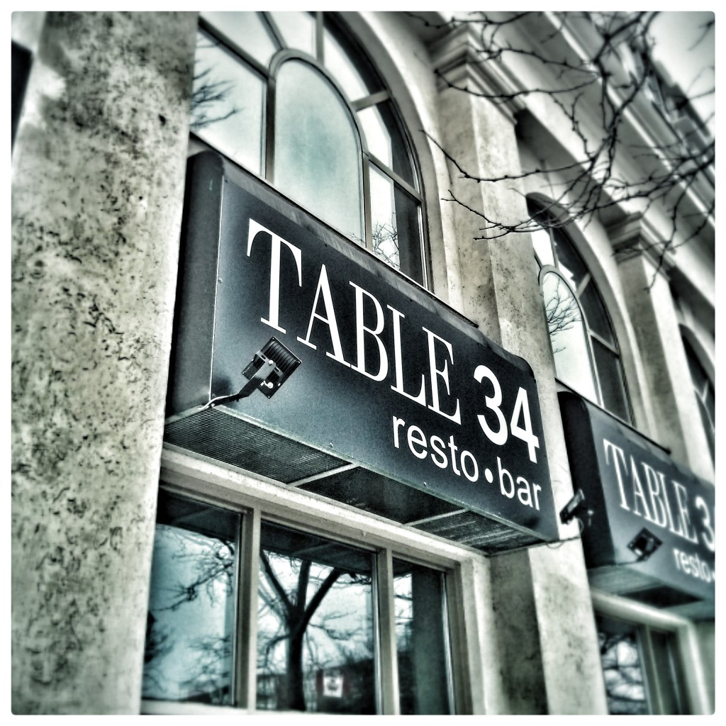 Table 34 Burlington new restaurant coming soon to downtown Burlington