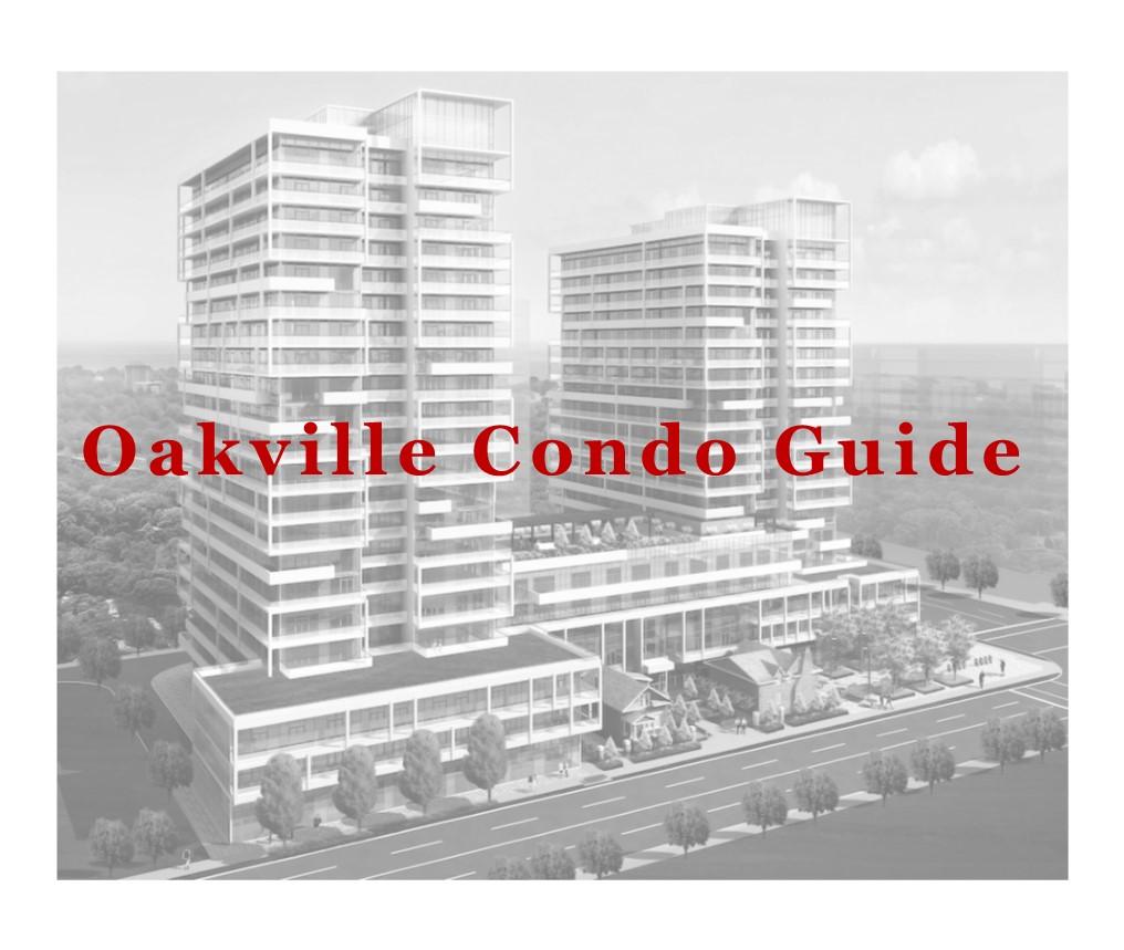 oakville condos, oakville condo guide, condos for sale oakville, oakville condominium